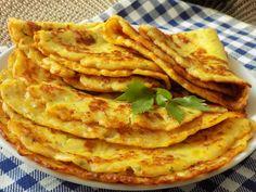 Obrané maso ze stehna nasekáme na hodně jemné kousky. Sýry nastrouháme na jemno. Smícháme smetanu s vejcem a přidáme všechny zbývající... Ethnic Recipes, Food, Essen, Meals, Yemek, Eten