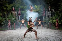 Tamaki Maori Village - Rotorua - New Zealand