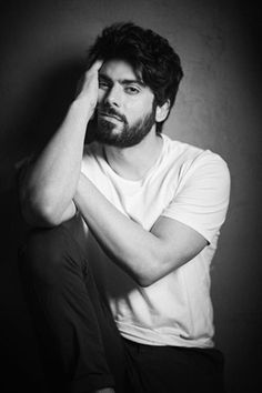 Fawad Khan looks smoking hot in his latest photoshoot. Fashion Photography Poses, Portrait Photography Poses, Portrait Poses, Best Poses For Men, Good Poses, Male Models Poses, Male Poses, Studio Posen, Mens Photoshoot Poses