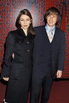 The Sofia Coppola Look Book Sofia Coppola Style, Spike Jonze, 90s Fashion, Everyday Fashion, Front Row, Style Icons, Suit Jacket, Dress Up, Hollywood