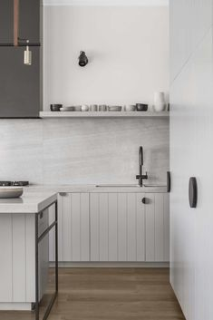 Local Australian Architecture And Interior Design House P By Cjh Studio 19 Min - The Local Project Interior Design Kitchen, Modern Interior Design, Interior Architecture, Interior Decorating, Australian Architecture, Layout Design, Küchen Design, House Design, Design Ideas