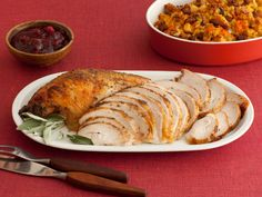 Foolproof Turkey Breast : Brining this turkey breast makes it juicy and flavorful, resulting in a foolproof, impressive turkey every time.