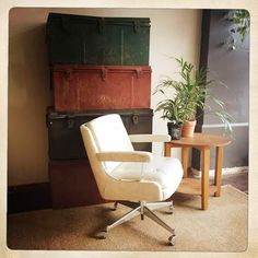 ANOUK offers an eclectic mix of vintage/retro furniture & décor.  Visit us: Instagram: @AnoukFurniture  Facebook: AnoukFurnitureDecor   January 2016, Cape Town, SA. Retro Furniture, Furniture Decor, January 2016, Cape Town, Retro Vintage, Mid Century, Facebook, Photo And Video, Chair