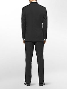 Men's Suits & Suit Separates on Sale | Calvin Klein | Men's ...