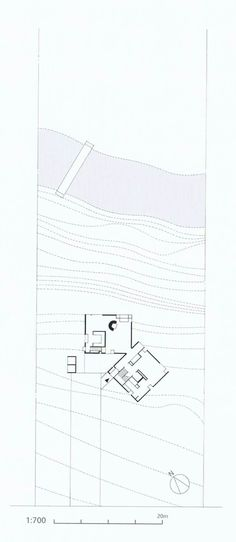 Fisher House, Pennsylvania, by Louis Kahn Louis Kahn, Classic Architecture, Architecture Drawings, Art And Architecture, House Party Decorations, Fixer Upper House, Plan Drawing, Site Plans, Map Design