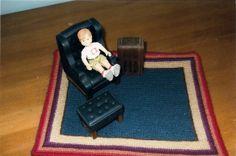 Dollhouse Rug by Judy G (own design)