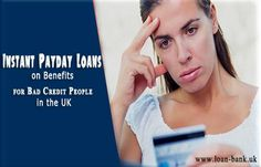 Instant Payday Loans for Bad Credit People - Nice Way to Recover Credit Score, more details  http://goo.gl/Z4G9iE
