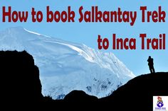 How far in advance to book Salkantay Trek? The Salkantay Trek has departures guaranteed, but train tickets and entrance to Machu Picchu are subjet to availability. For that reason, we HIGHLY recommend booking it in advance to ensure you receive exactly what you want! #Salkantaytrek #Bookingonline #Salkantay #Salkantaymountain #Mountains #IncaTrail #Hiking #Treks