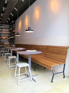 Finally, Headfirst have opened the doors to their brand new location and it's truly stunning! They also roast on site.
