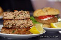 Tuna burger ! — Coolinarika