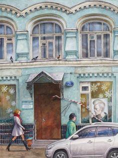 работы Алены Дергилевой – 11