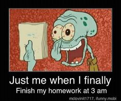 #collegelife I feel like this is going to be me a lot this semester lol