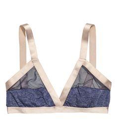 H&M triangle bra