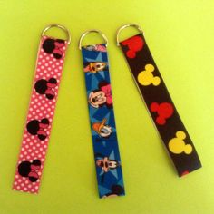 Fish extender gifts for women ribbon keychain