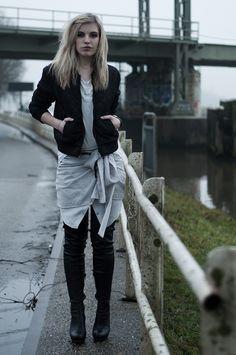 Skirt (shirt?)