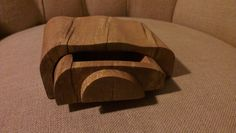Bespoke Hand crafted solid wood Drawer Box by WoodgrainWonder, £30.00