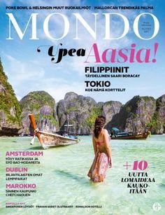 Mondo 8/2016 Cover, Morocco