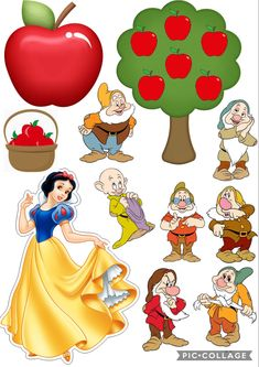 Cinderella Crafts, Princess Cake Toppers, Neck And Shoulder Pain, Snow White, Disney Characters, Fictional Characters, Disney Princess, Cakes, Craft
