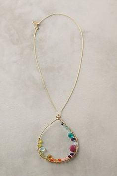 Inner Circle Necklace at Anthropologie