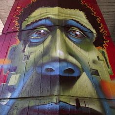 Le street-art de FatHeat !