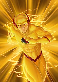 Rainbow of Evil: Yellow for Zoom by ryodita on DeviantArt