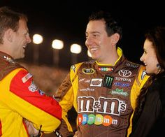 "A good interview ""12 questions with Kyle Busch"""
