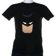 Super Hero Batman Minimalist shirt by StirTheatreTshirts on Etsy, $16.00