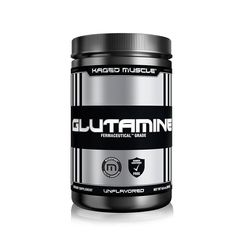 Kaged Muscle Pure L-Glutamine Powder, Zero Added Ingredients, Non GMO, Gluten Free, 300 g, Unflavored *** Want additional info? Click on the image.