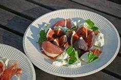 Jamie Oliver noemt dit 'de makkelijkste en sexieste salade ter wereld'. Dat is misschien een beetje overdreven gesteld, maar het is inderdaad een lekkere...