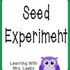 Use this along with my Living and Nonliving Freebie during your plant unit! Enjoy!  ...