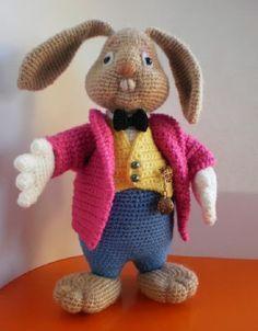Kuklyandiya Toys crocheted. Animals