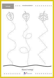 Risultati immagini per pregrafismo foglie