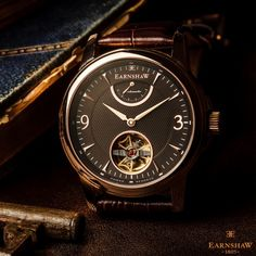 Thomas Earnshaw Flinders Automatics ES-8014