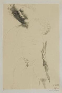 E. Greco, Memory of Michelangelo, 1976
