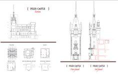 Peles. Peles Castle, Architecture Design, Floor Plans, Romania, Sims 4, Ideas, Castles, Architecture Layout, Thoughts