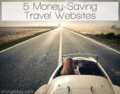 Cheap Travel: 5 Money-Saving Travel Websites   ShopGirlDaily.com