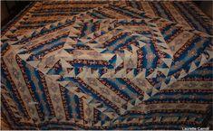 Antique Quilts, Vintage Quilts, Vintage Fabrics, Snowflake Quilt, Snowflake Pattern, Tie Quilt, Quilt Top, Irish Chain Quilt, Indigo Prints