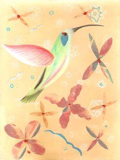 ilustración de Sandy Glu