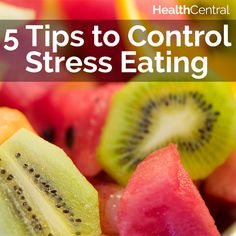 5 #healthy ways to ditch #stress eating