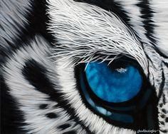 """Tiger Eye by Jan Henderson"" - Visually Stunning posters and prints available at Barewalls.com"