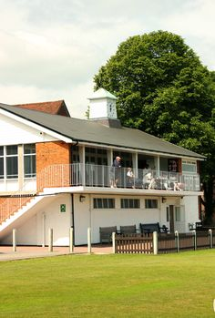Brentwood School Cricket Pavilion