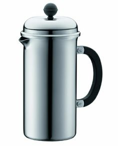 Insulated Stainless Steel French Press Pots #Frenchpress #Coffee