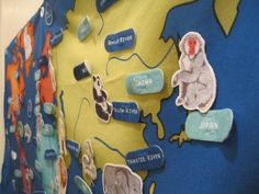 Montessori Messy: Geography on the Cheap