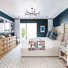 All About Balance - 15 Reasons Why You Need To Paint Your Walls A Jewel Tone - Photos