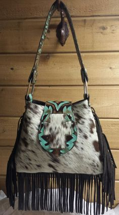 Hobo, Small Style Cowhide Cross Purse from H