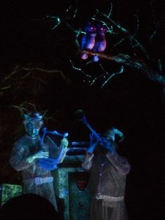 Everything you could possibly want to know about the Haunted Mansion