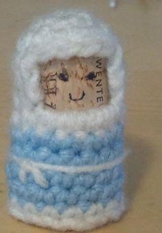 BBQ Crochets: Cork Nativity.  FREE PATTERN 1/15.