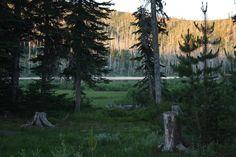 Hazard Lake Campground