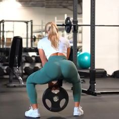 TAG a friend! Here is part 1 of my glute workout! Part 2 comes tomorrow 🤓 hope everyone had a wonderful start to your… 7 Workout, Leg And Glute Workout, Workout Videos, Gym Workouts, At Home Workouts, Fitness Motivation, Fitness Goals, Fitness Tips, Body Fitness