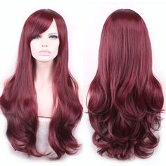 GET $50 NOW | Join RoseGal: Get YOUR $50 NOW!http://www.rosegal.com/synthetic-wigs/glam-side-bang-long-capless-228902.html?seid=1424208rg228902